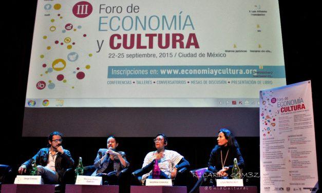 5 razones para asistir al V Foro de Economía y Cultura