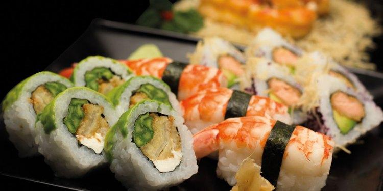 Delicias Japonesas