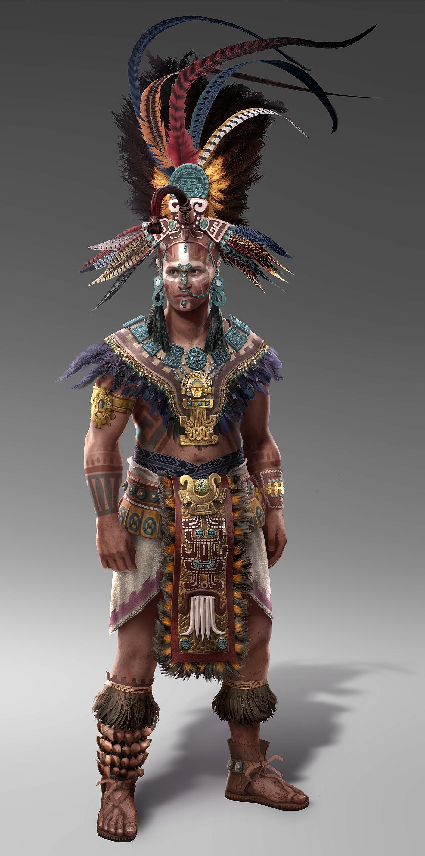 Eidos_TombRaider_AztecMale