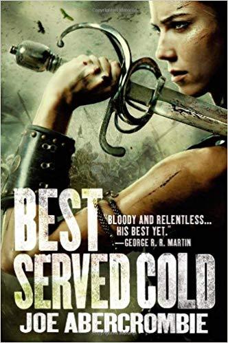 Capas de edições de Best Served Cold