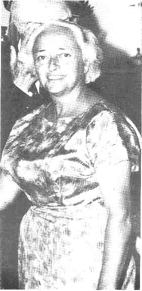 Mi maestra Irlanda Geriola Borrani. Colegio Santa Margherita