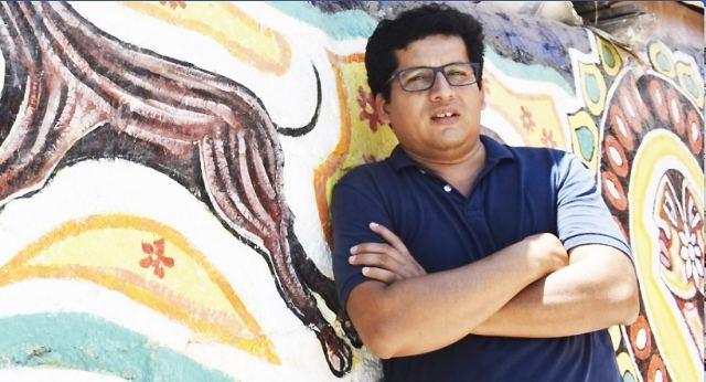 Fabian Bruno Remigio, poeta columnista