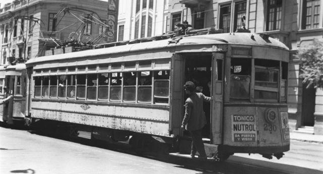 Los tranvías eran parte del paisaje chalaco hasta 1965