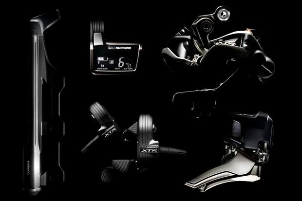 Grupos de bicicletas de montanha Shimano XTR M9050