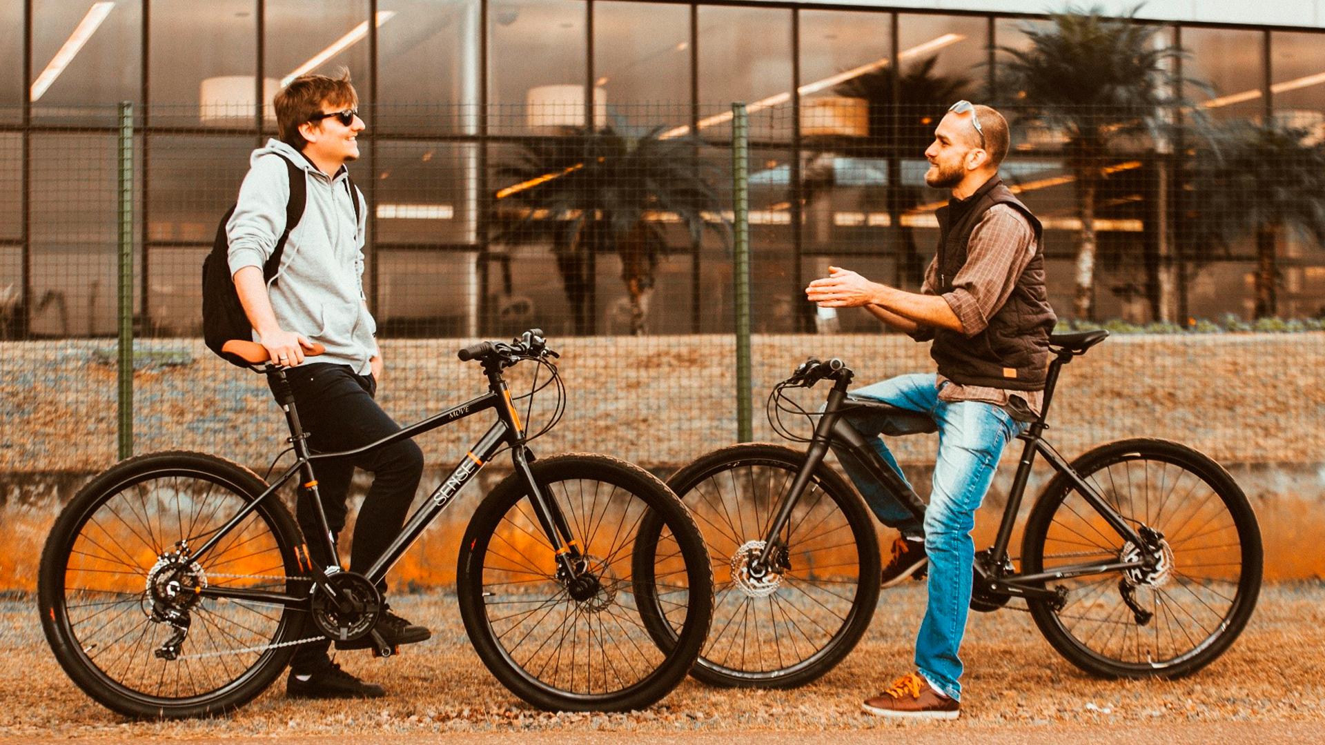 Qual bicicleta escolher para começar a pedalar - Revista Bicicleta