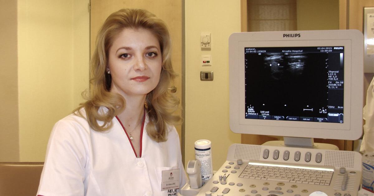 Elastografia, diagnosticul neinvaziv al nodulilor tiroidieni