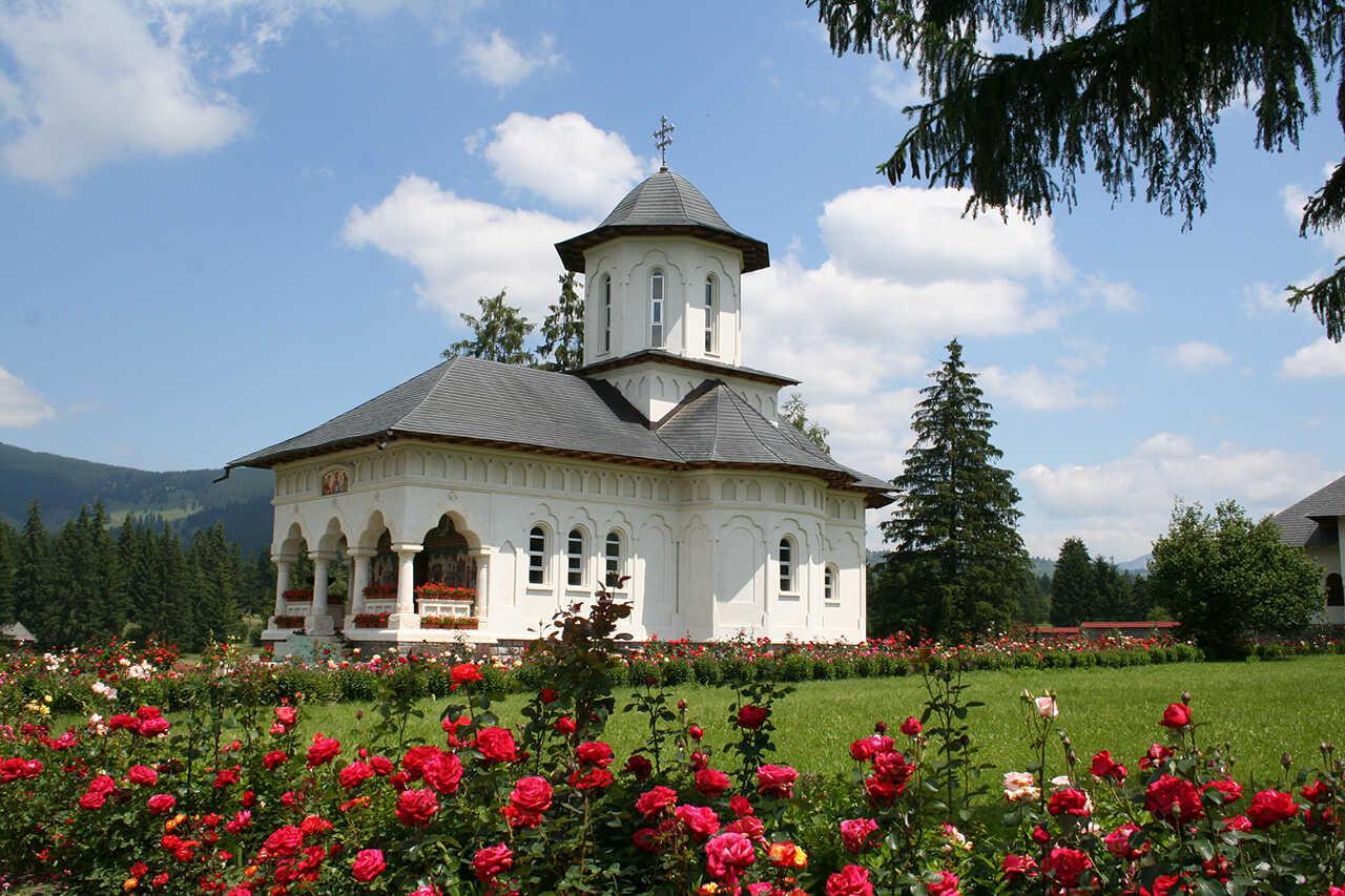 Mănăstirea Izvoru Mureşului