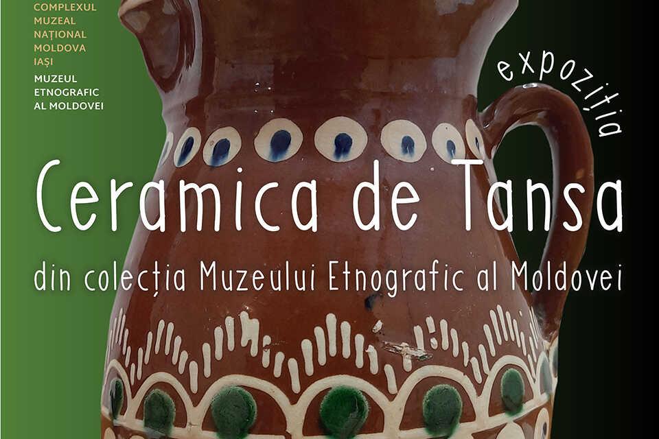 Ceramica de Tansa din patrimoniul Muzeului Etnografic al Moldovei
