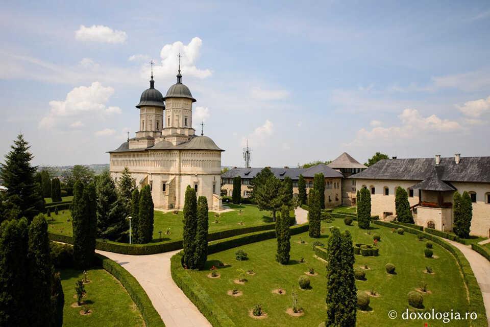 Cetăţuia, ctitoria lui Gheorghe Duca