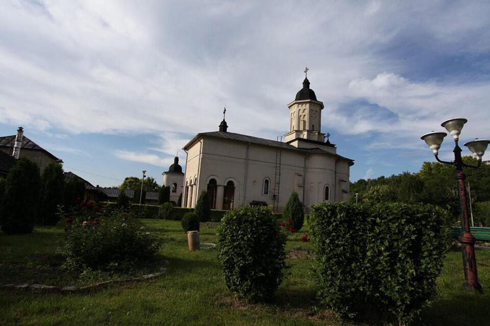 Mănăstirea Hlincea