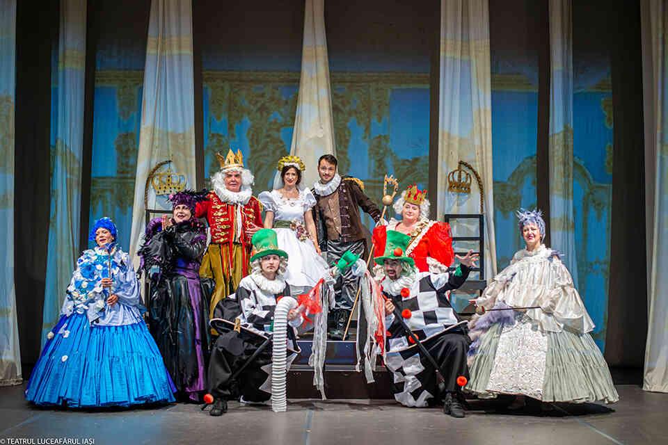 Teatrul Luceafărul – program 16-19 septembrie