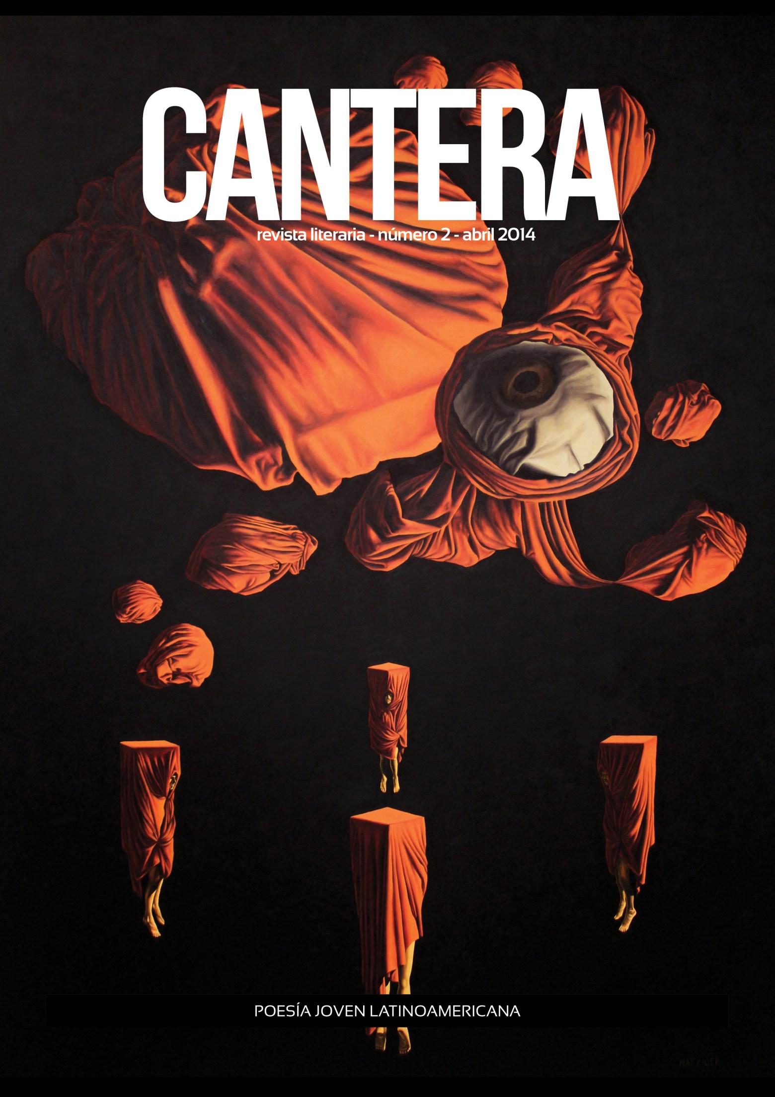 Segundo número de la Revista Cantera