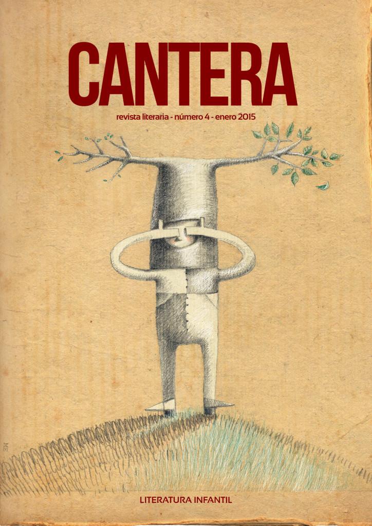 Portada Cantera 4 - Literatura infantil