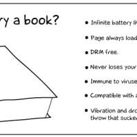 Los libros siguen siendo una gran tecnología