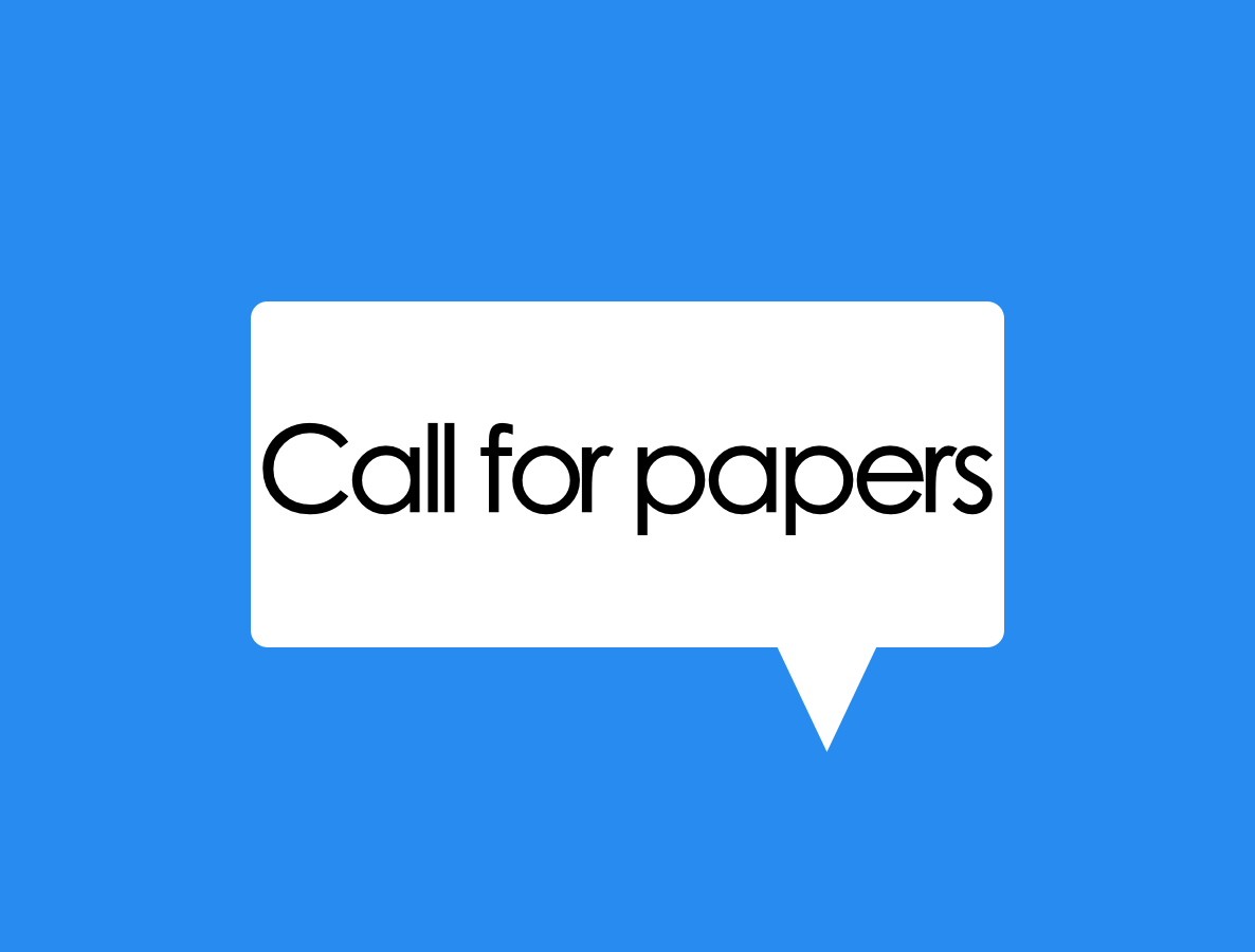 Petición de colaboraciones – Call for Contributions: Vol. 8.1 (Mayo 2019)