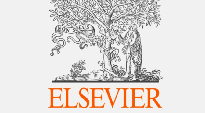 Caracteres en Scopus de Elsevier