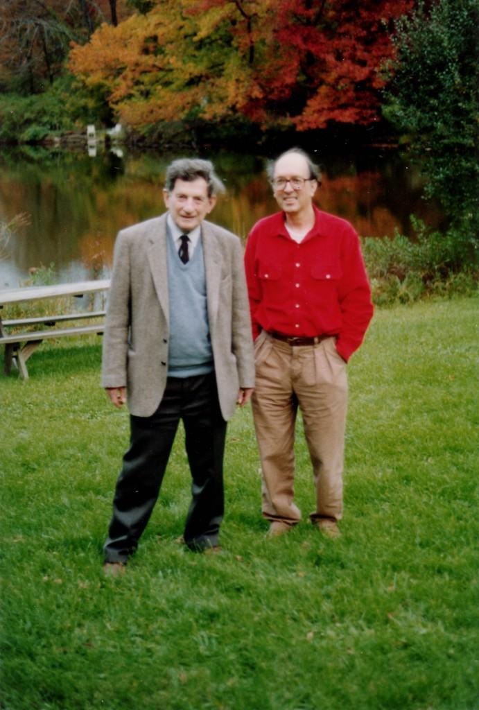 David Bohm e F. David Peat