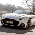 Aston Martin Dbs Superleggera Volante Para Missoes Ensolaradas Revista Carro
