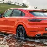 Avaliacao Porsche Cayenne Coupe Traz Mais Esportividade Revista Carro