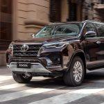 Toyota Sw4 2021 Estreia Novo Visual Por R 202 390 Revista Carro