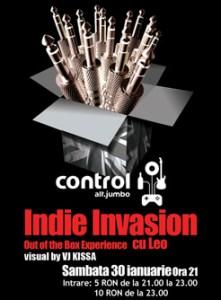 indie invasion_sambata