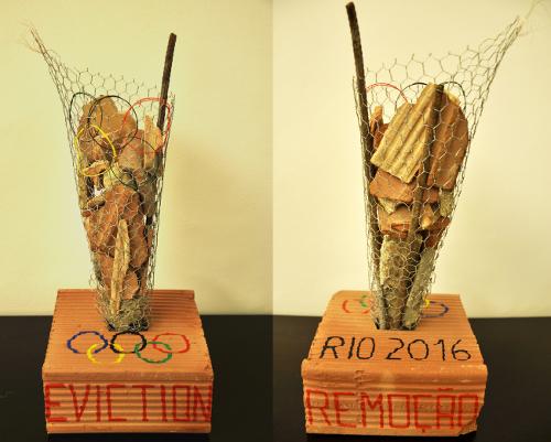 Eduardo Paes será laureado com este troféu.