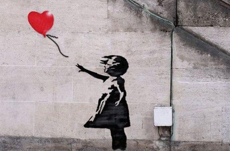 Arte: Banksy
