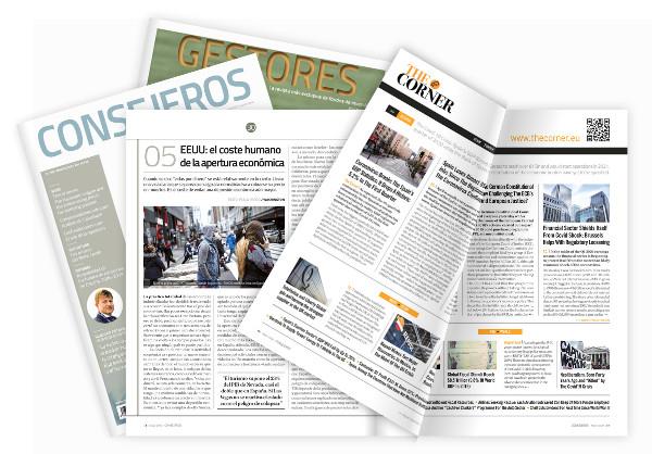 Revista Consejeros y Gestores