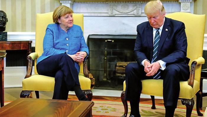 Alemania: La paradoja Trump