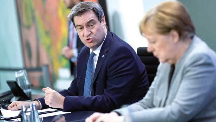 Alemania: Una canciller muy difícil de sustituir