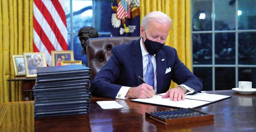 EEUU Joe Biden