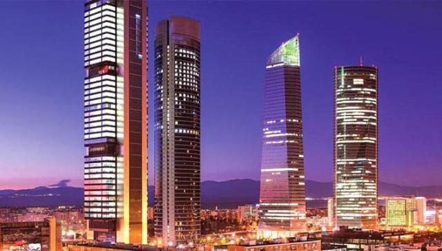 4 Torres, Madrid