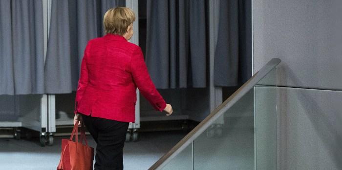 La sucesión de Merkel