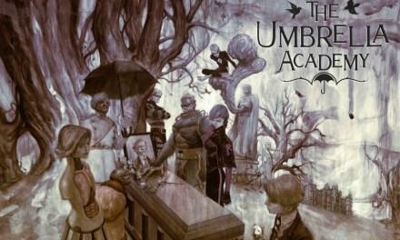 """No te quejes de tu familia. """"The Umbrella Academy"""""""