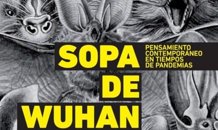 """Pensar la inmediatez. """"Sopa de Wuhan"""", reflexiones sobre el Covid-19"""