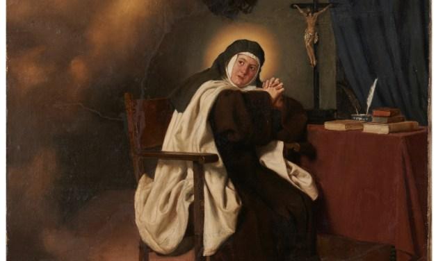 Santa Teresa de Jesús, emprendedora y escritora en el siglo XVI