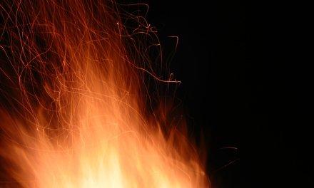 """El aborrecible placer de quemar. """"Ojos de fuego"""", de S. King."""