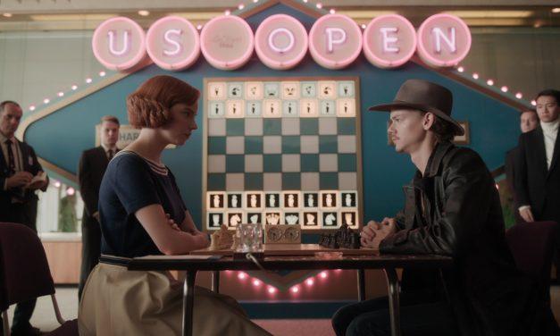 """""""Gambito de dama"""" o Cómo hacer del ajedrez algo increíblemente emocionante, tierno y sensual"""
