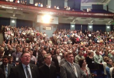 Congres Rusia