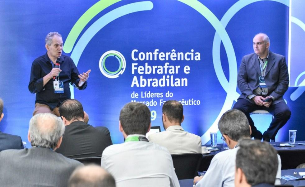 Palestra durante o evento | Foto: Divulgação