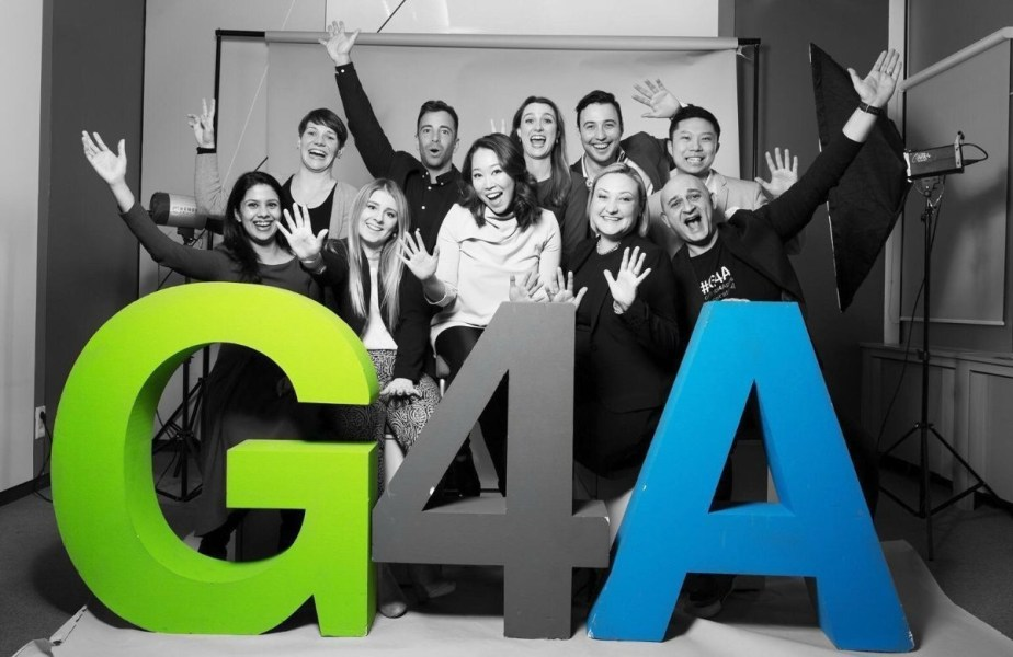 Equipe responsável pelo G4A