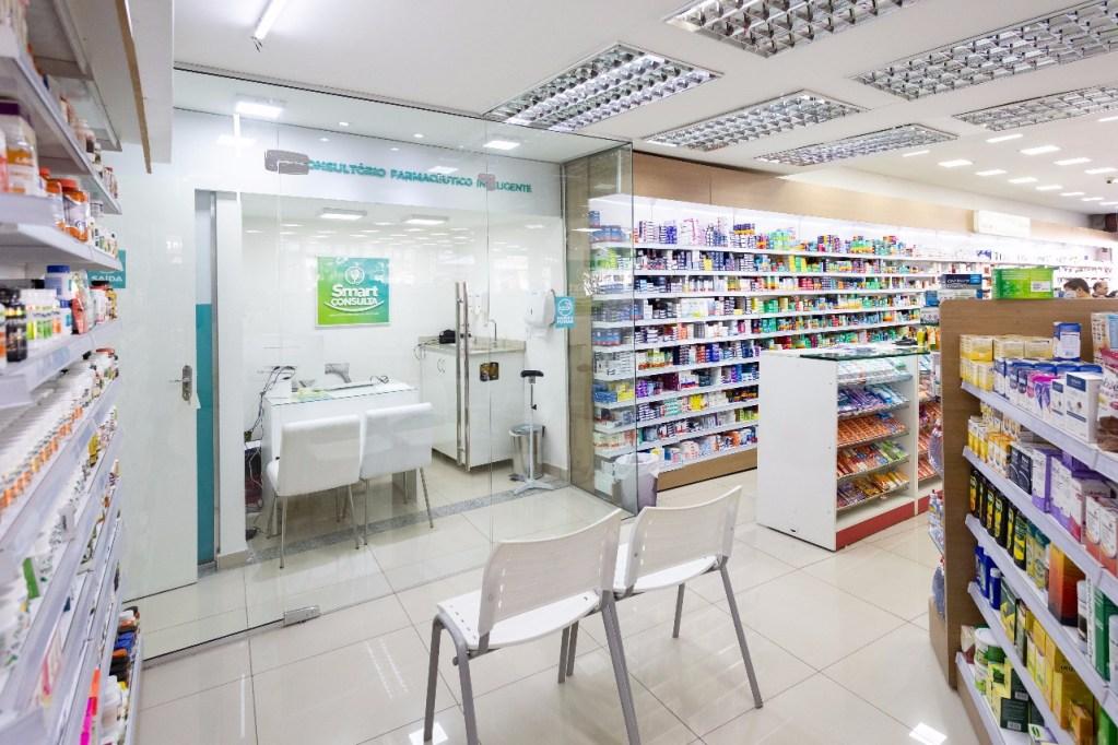 Consultório farmacêutico é tendência para drogarias