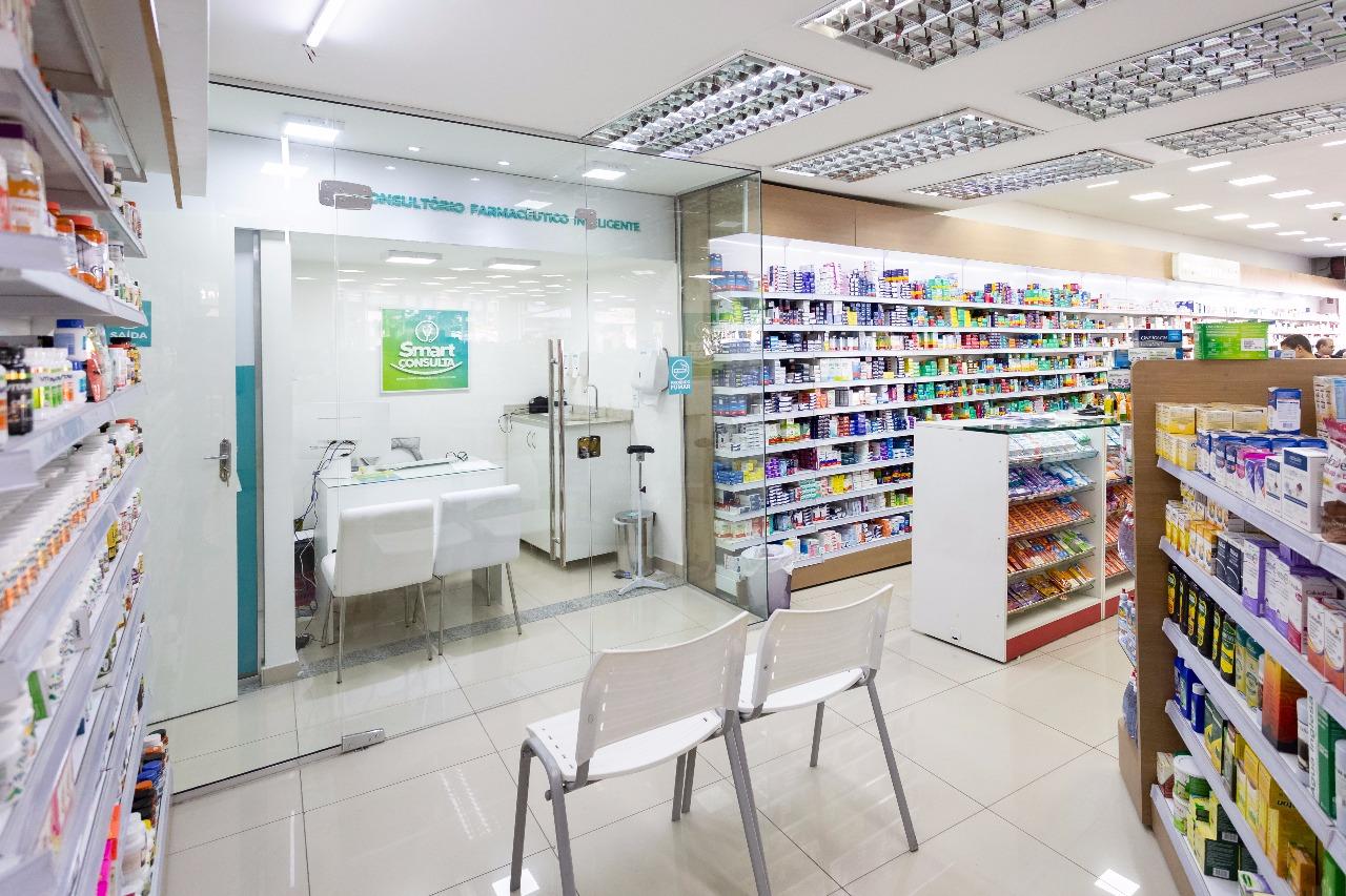 Consultório farmacêutico