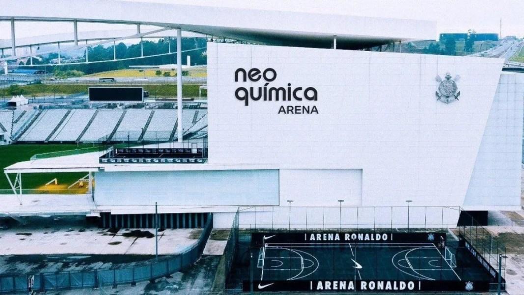 Neo Química Vitaminas é patrocinadora master do Corinthians