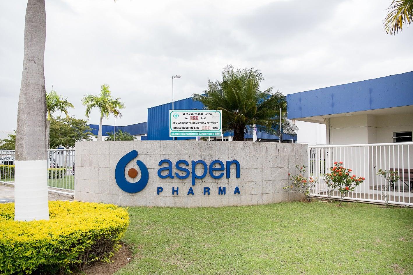 Aspen Pharma amplia portfólio com venda de medicamentos