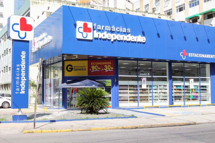 Farmácias Independente tem crescimento expressivo