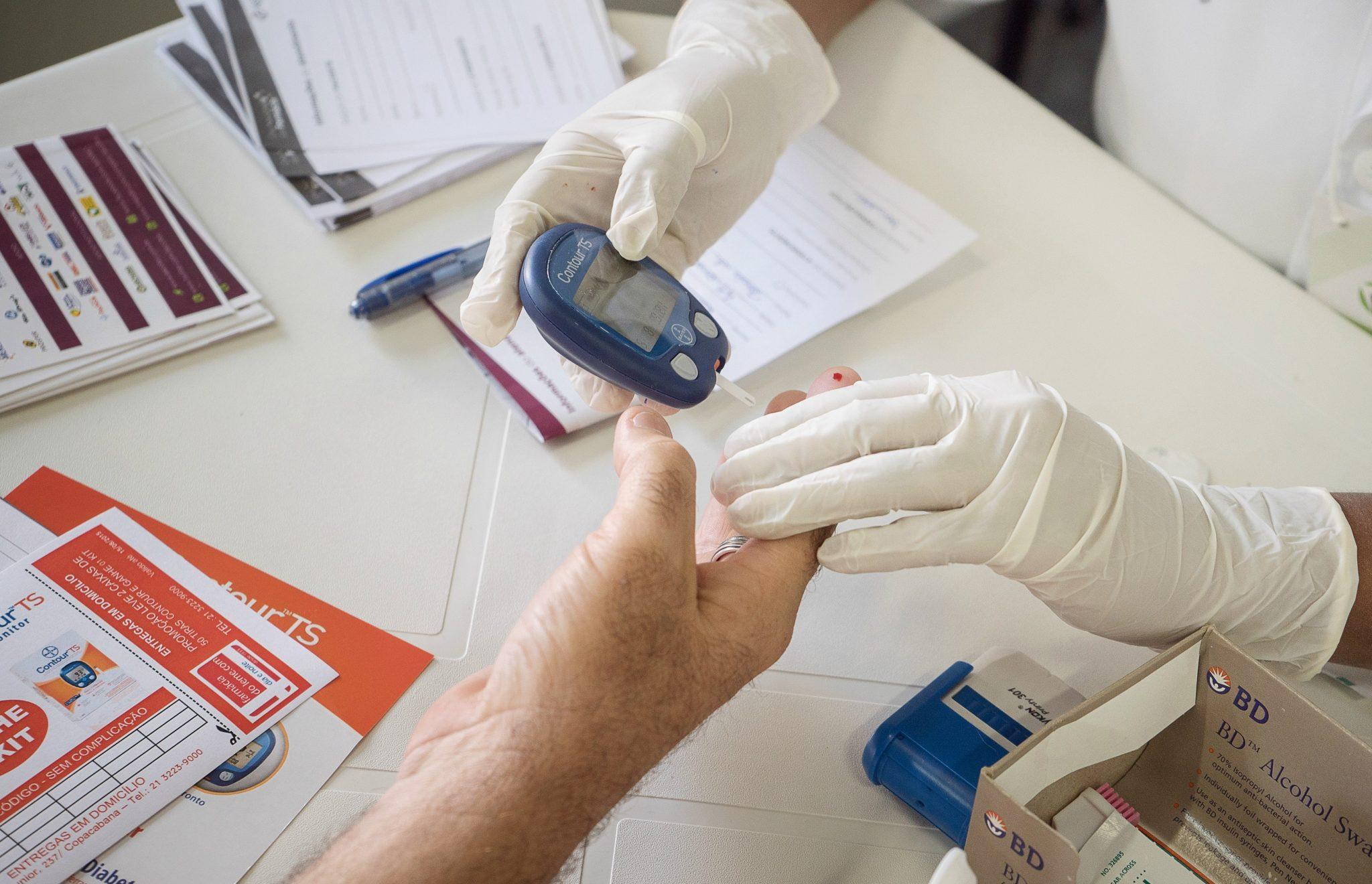 Teste pós-vacinação da Venancio