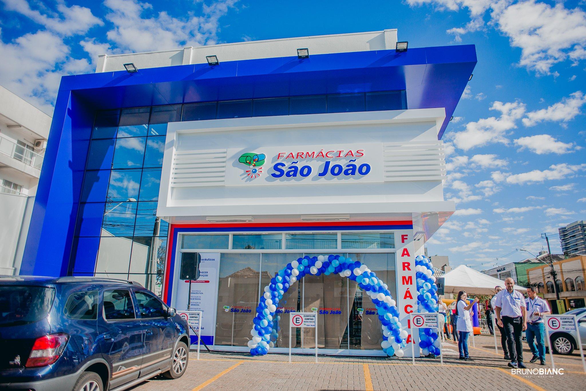 São João é homenageada no RS e SC