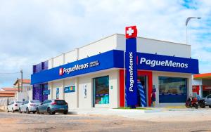 Pague Menos inaugura 12 novas lojas em um mês