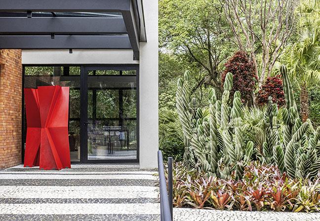 Orquidaria Rosita, de Jayme Bernardo Arquitetura & Design. Foto: divulgação